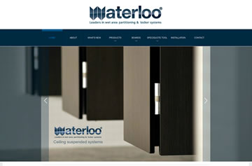 Waterloo website - Perth web design
